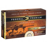 Federal Gold Medal Berger Hybrid Rifle Ammunition 6.5 Grendel 130 gr BTHP 2400 fps 20/ct