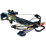 Barnett Brotherhood Crossbow Package with 4x32mm Scope - Realtree Xtra