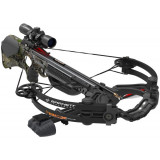 Barnett Buck Commander Extreme (BCX) Crossbow Package with Premium illuminated Scope - HD Camo