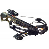 Barnett Ghost 360 CRT Crossbow Package with Premium Illuminated Scope - Camo