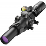 Burris XTR II Rifle Scope Combo - 1.5-8x-28mm Illum. Ballistic 5.56 Gen3 DFP
