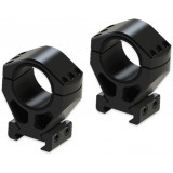"Burris Steel XTR Signature Scope Ring Set with Pos-Align Offset Inserts 1"" 1.50 in. Height - 1"" Size"