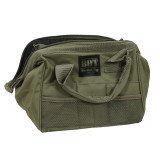 Bulldog Ammo & Accessory Bag - Green