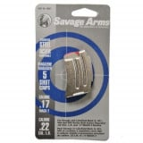 Savage Arms Mark II Series .22 LR / .17 MACH 2 Magazine Stainless Steel 5/rd