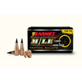 Barnes Tipped M/LE TAC-TX Rifle Bullets .458 Socom .458 300 gr TACTXBT 50/ct