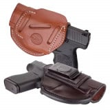 1791 4 Way Holster size 5 Signature Brown RH