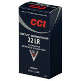 CCI Quiet-22 .22 LR 40 gr CPRN 100/Box