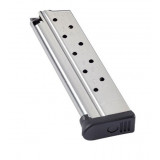 Chip McCormick Range Pro Full-Size 1911 Handgun Magazine 9mm Stainless 10/rd