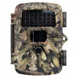 Covert Scouting Cameras MP8 Camera with 40 Invisible High Power IR LEDS Mossy Oak Country- 8MP
