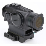 Holosun Micro Red Dot Sight HE515GM-GR Elite - Green Circle Dot/QD Mount