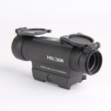 Holosun 30mm Tube Red Dot Sight HS402C Classic -Dot/Solar Panel/Shake Awake