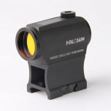 Holosun Micro Red Dot Sight HS503-CU Classic - Circle Dot/Solar Panel