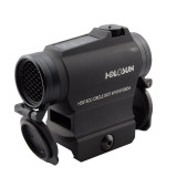 Holosun Micro Red Dot Sight HS515-CU Classic - Circle Dot/Solar Panel/QD Mount