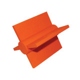 Do-All Outdoors Paddle Wheel Impact Seal Target