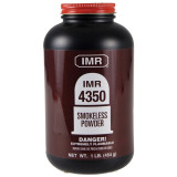 IMR Powder 4350 Rifle Powder 1 lbs