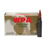 Wolf Military Classic Ammunition .308 Win 140 gr SP 2750 fps - 20/box