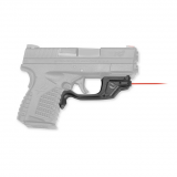 Crimson Trace Green Laserguard for Springfield XDS