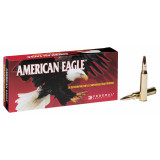 Federal American Eagle Rifle Ammunition .338 Lapua Mag 250 gr SP  20/box