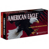 Federal American Eagle Handgun Ammunition 9mm Luger 115 gr  FMJ 1180 fps 200/ct