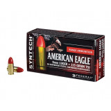 Federal American Eagle Syntech Handgun Ammuntion 9mm Luger 115 gr TSJ 1130 fps 50/ct