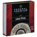 Federal Gold Meda Centerfire Large Pistol Match Primer