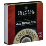 Federal Gold Medal Centerfire Small Magnum Pistol Match Primer .200 cal 100/ct