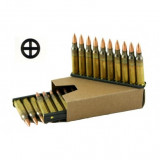 Federal 5.56 62GR Green Tip 30/ct