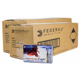 Federal XM193 NATO Tactical Rifle Ammunition 5.56mm 55 gr FMJ 3165 fps 1000/ct (50 Boxes of 20rds)
