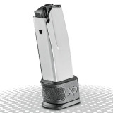 Springfield Armory XD MOD.2 High Capacity Subcompact Magazine w Black X-Tension 9mm 16/rd Stainless
