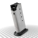 Springfield Armory XD(S) Flush Magazine .45 ACP 5/rd Stainless