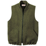 Filson Mackinaw Wool Zip In Vest