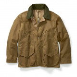 Filson Tin Cloth Field Coat - Tan