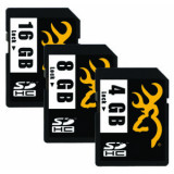 Browning Trail Cam SD Card 16GB