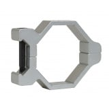 Gilmore Sports Concepts 35mm Rings, Silver