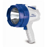 GSM Cyclops Hand Held LED Spot Light - 580 Lumens Rechargeable