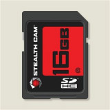 Stealthcam 16GB SD Camera Card - Single Pack