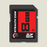 Stealthcam 8GB SD Camera Card - Single Pack