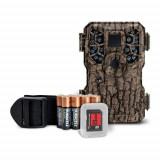 StealthCam FX Shield Infrared Scouting Trail Camera Kit with Included 8 AA Batteries and 8GB SDHC Card - 14MP