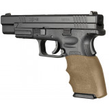 Handall Hybrid Grip Sleeve for Springfield XD Models FDE