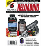 Hodgdon Powder Annual Reloading Manual 2018 Paperback