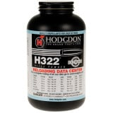 Hodgdon Extreme H322 Rifle Powder 1 lbs