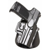 Fobus Standard Paddle Holster for Sig P239 Black Right Hand