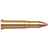 Hornady Custom Rifle Ammunition .22 Hornet 45 gr SP