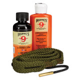 Hoppe's 1.2.3. Done Rifle Cleaning Kit 223/5.56/.22LR Rifle