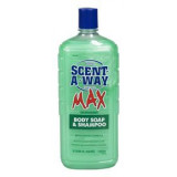 Hunter's Specialties Scent-A-Way Max Green Soap - Odorless 32 oz