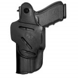 Tagua 4in1 Inside the Pants Holster with Snap Kahr P40 Black Right Hand