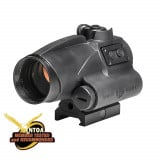 Sightmark Wolverine FSR 1x28mm Red Dot Sight - Illuminated 2 MOA Red Dot Reticle