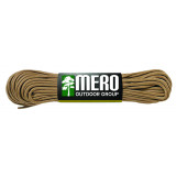 Mero 550 Paracord - 100' 550 lb Tan