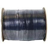 Mero 550 Paracord - 1000' Spool 550 lb Black