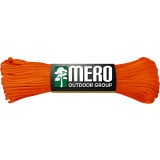 Mero 550 Paracord - 100' 550 lb Orange Neon